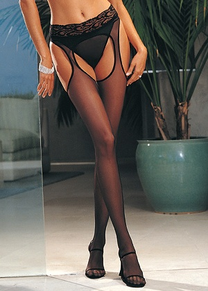 Collant jarretelles Pantyhose