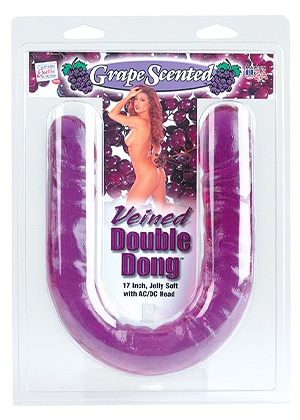 Double dong géant  Grape